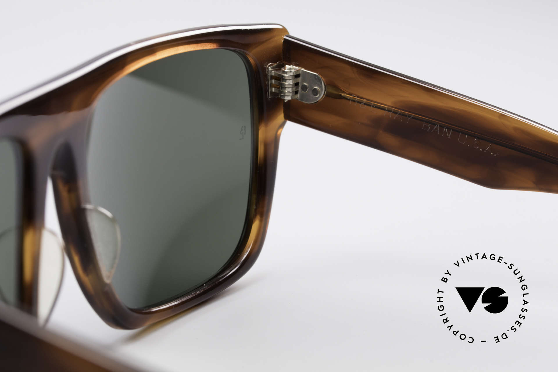 Ray Ban Drifter Old 80's USA B&L Sunglasses, NO RETRO sunglasses, but a 30 years old original, Made for Men