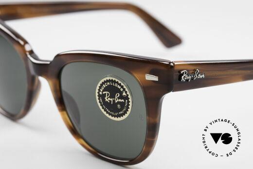 Ray Ban Meteor 80's Vintage USA Sunglasses