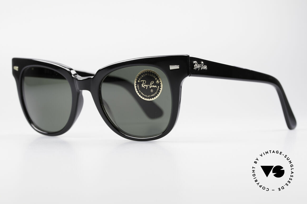 Ray Ban Meteor Old Vintage USA Sunglasses, never worn (like all our vintage B&L Ray Ban), Made for Men and Women