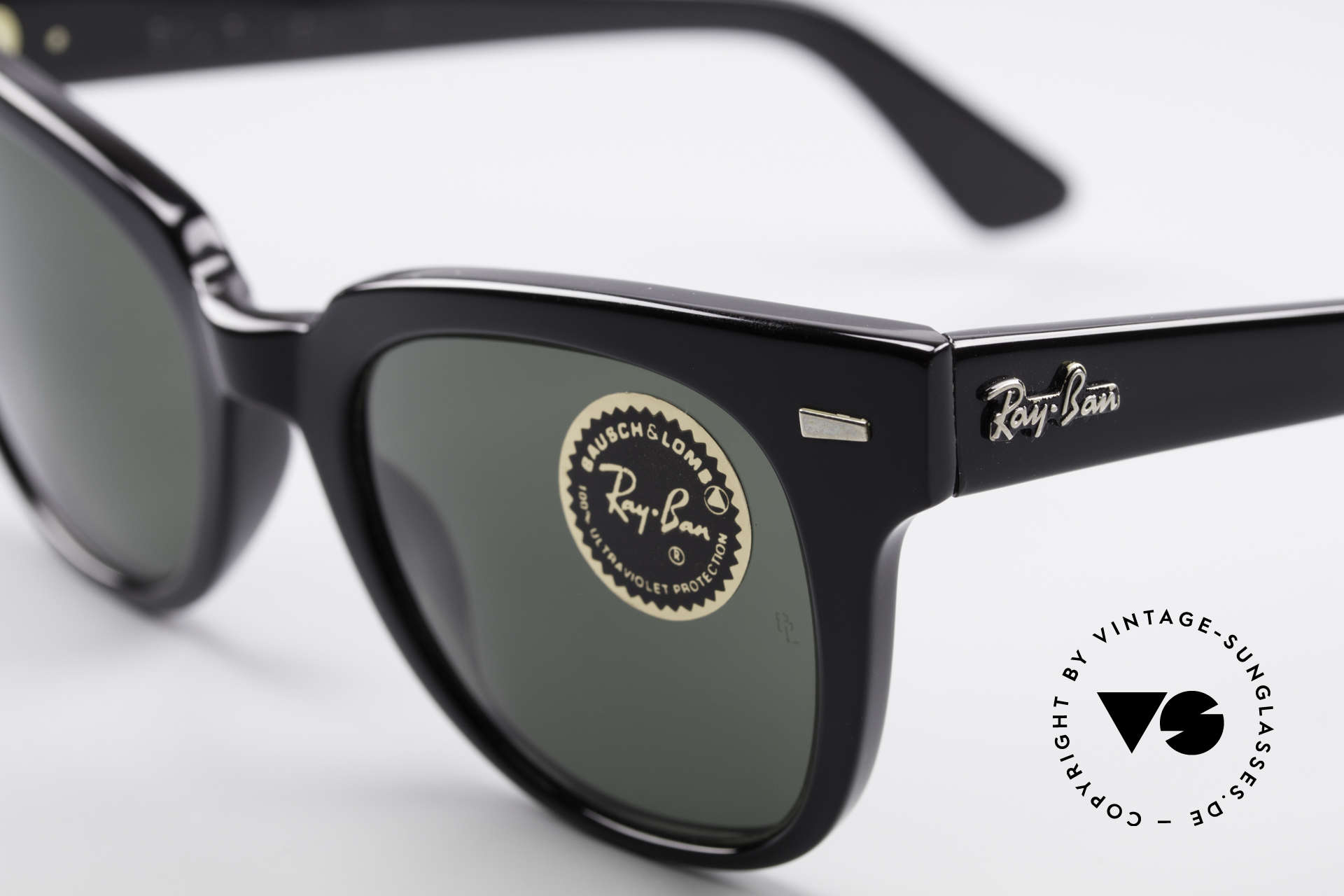 Ray Ban Meteor Old Vintage USA Sunglasses, NO RETRO sunglasses, but an old ORIGINAL!, Made for Men and Women