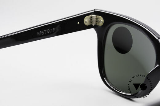 Ray Ban Meteor Old Vintage USA Sunglasses, frame fits optical lenses (prescriptions), too, Made for Men and Women