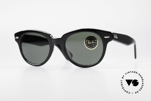 Ray Ban Orion Old Bausch&Lomb USA Frame Details