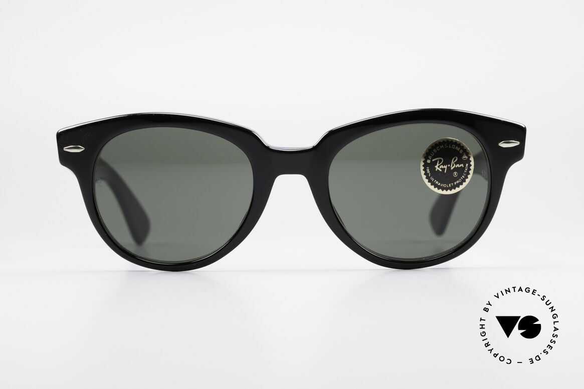 Ray Ban Orion Old Bausch&Lomb USA Frame, Bausch&Lomb G-15 quality lenses (100% UV), Made for Men and Women