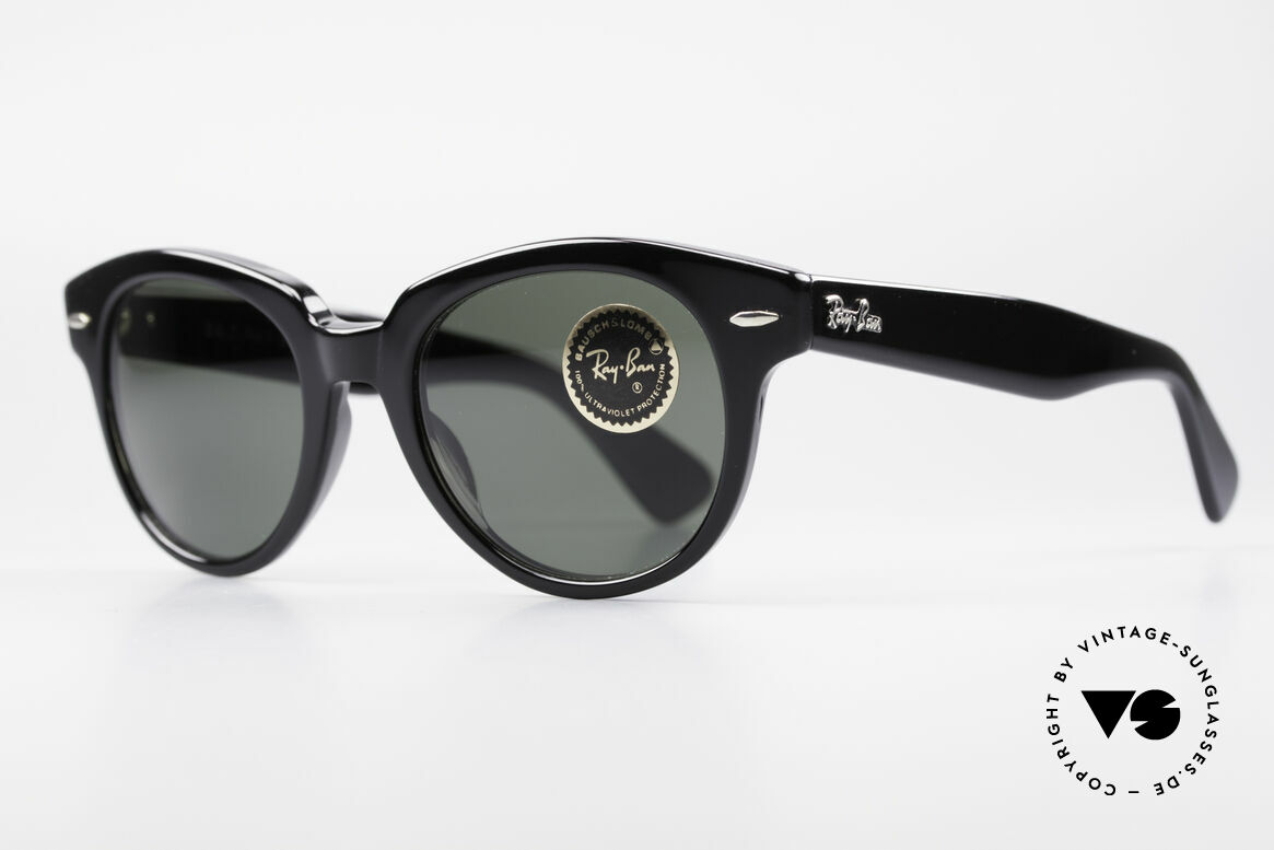 Ray Ban Orion Old Bausch&Lomb USA Frame, best craftsmanship and very pleasant to wear, Made for Men and Women