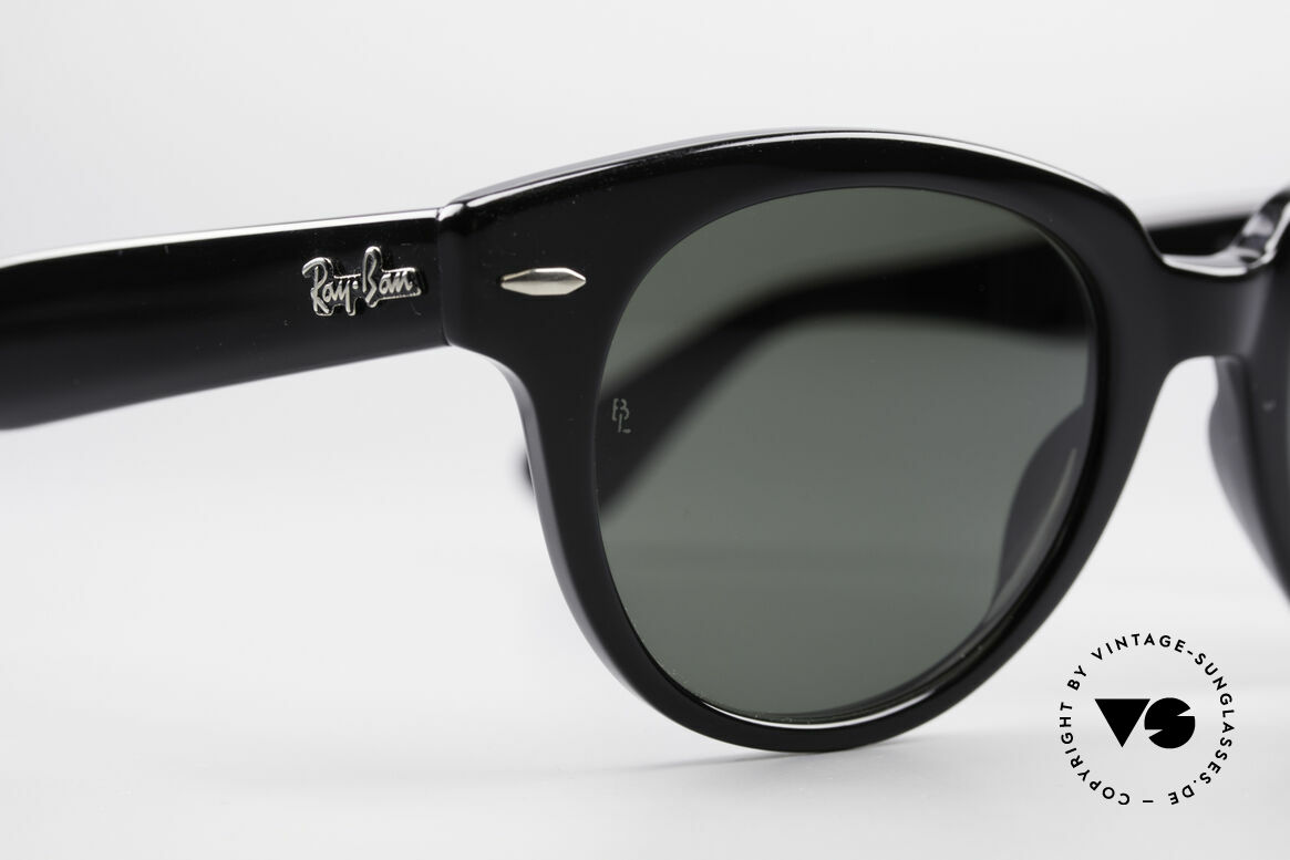 Ray Ban Orion Old Bausch&Lomb USA Frame, NO RETRO sunglasses, but an old USA original, Made for Men and Women