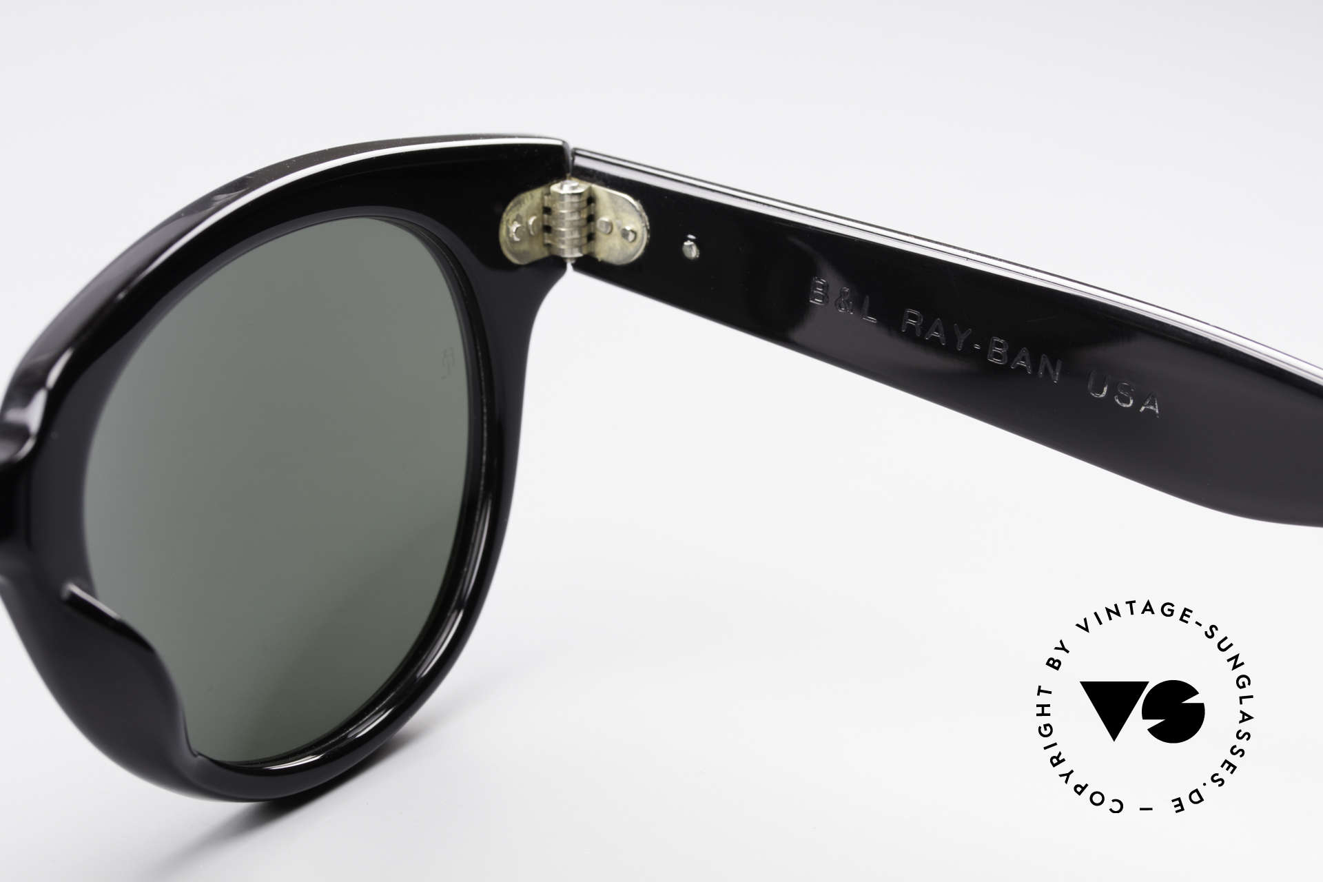 Ray Ban Orion Old Bausch&Lomb USA Frame, Size: large, Made for Men and Women