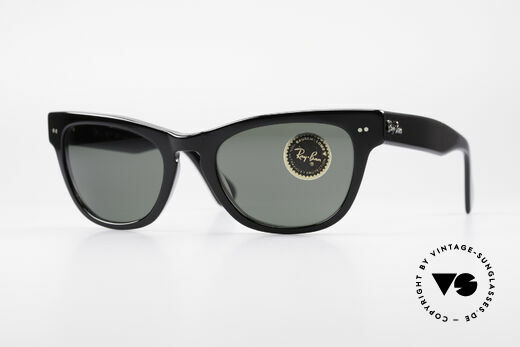 Ray Ban Laramie B&L Vintage Ladies Sunglasses Details