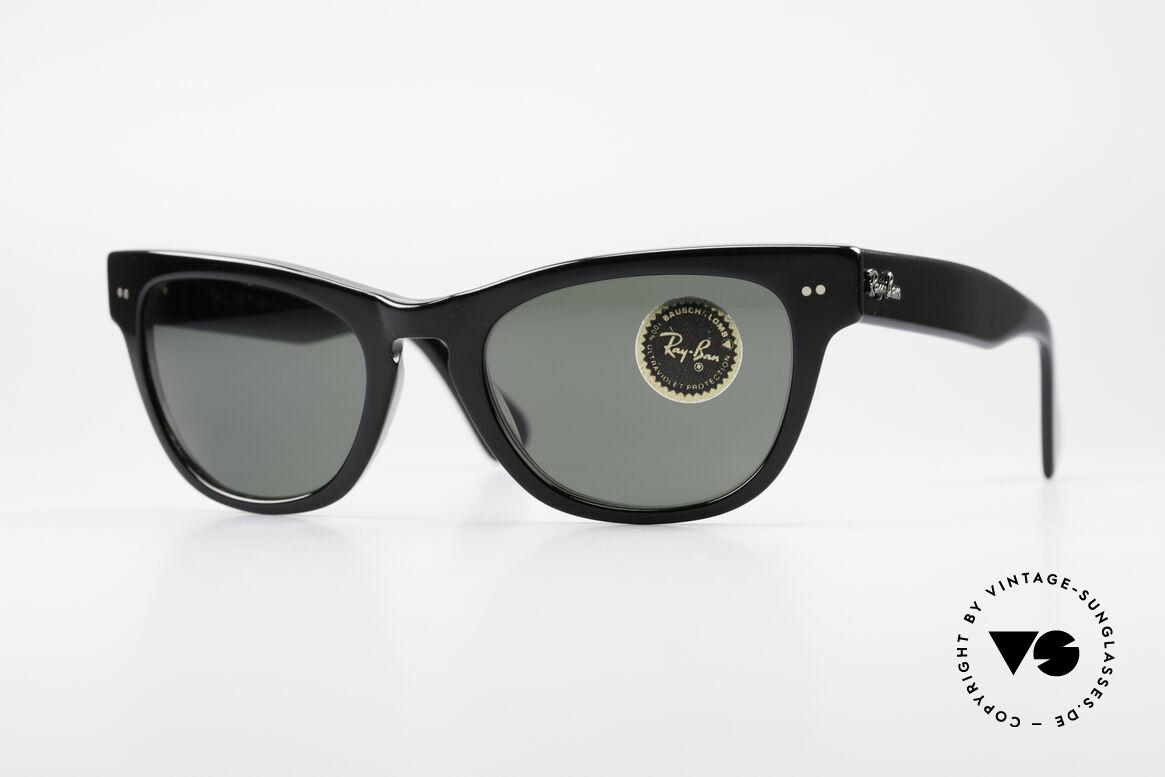 Ray Ban Laramie B&L Vintage Ladies Sunglasses, elegant Ray Ban vintage sunglasses from the 80's, Made for Women