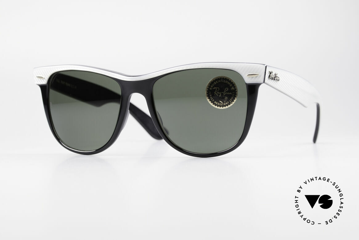 Ray Ban Wayfarer II B&L USA Original Wayfarer, vintage Ray Ban Wayfarer sunglasses 'made in USA', Made for Men and Women