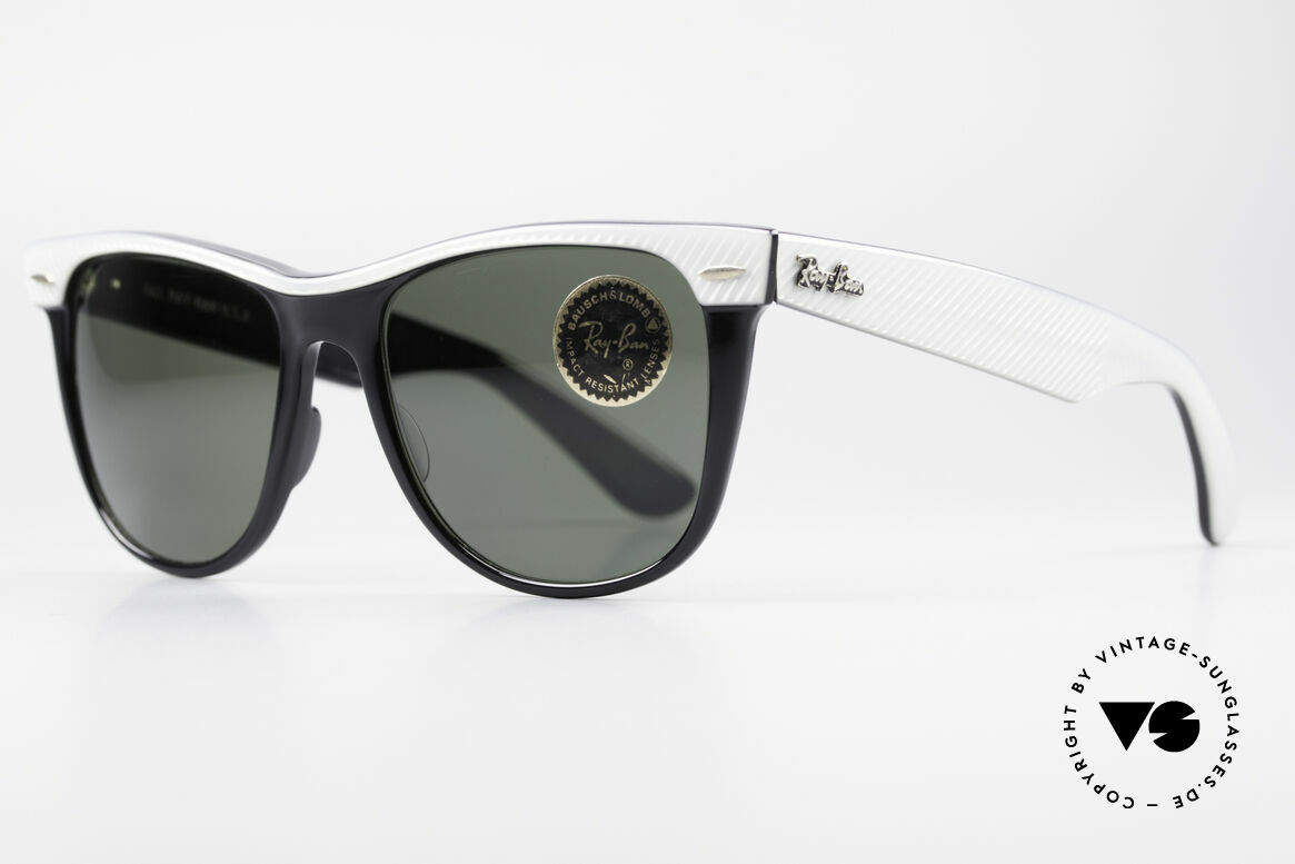 Ray Ban Wayfarer II B&L USA Original Wayfarer, famous movie sunglasss from the 80's; cult object!, Made for Men and Women