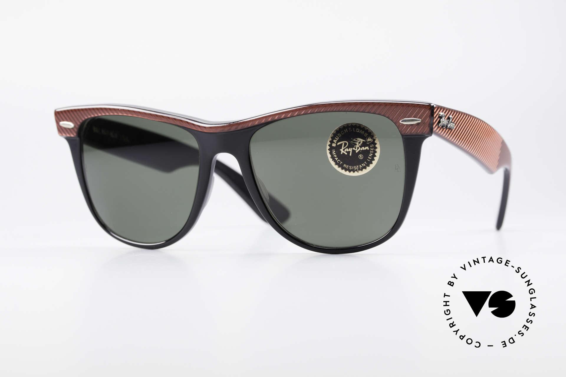 Ray Ban Wayfarer II Original USA Wayfarer B&L, vintage Ray Ban Wayfarer sunglasses 'made in USA', Made for Men and Women