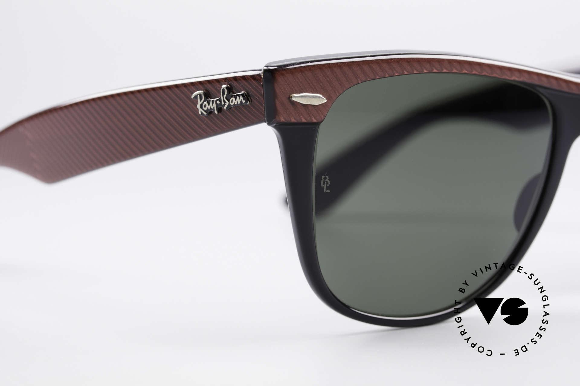 Ray Ban Wayfarer II Original USA Wayfarer B&L, NO RETRO sunglasses, but an authentic old original, Made for Men and Women
