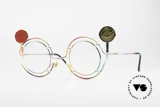 Taxi ST7 by Casanova Birkenbihl Communication Glasses Details