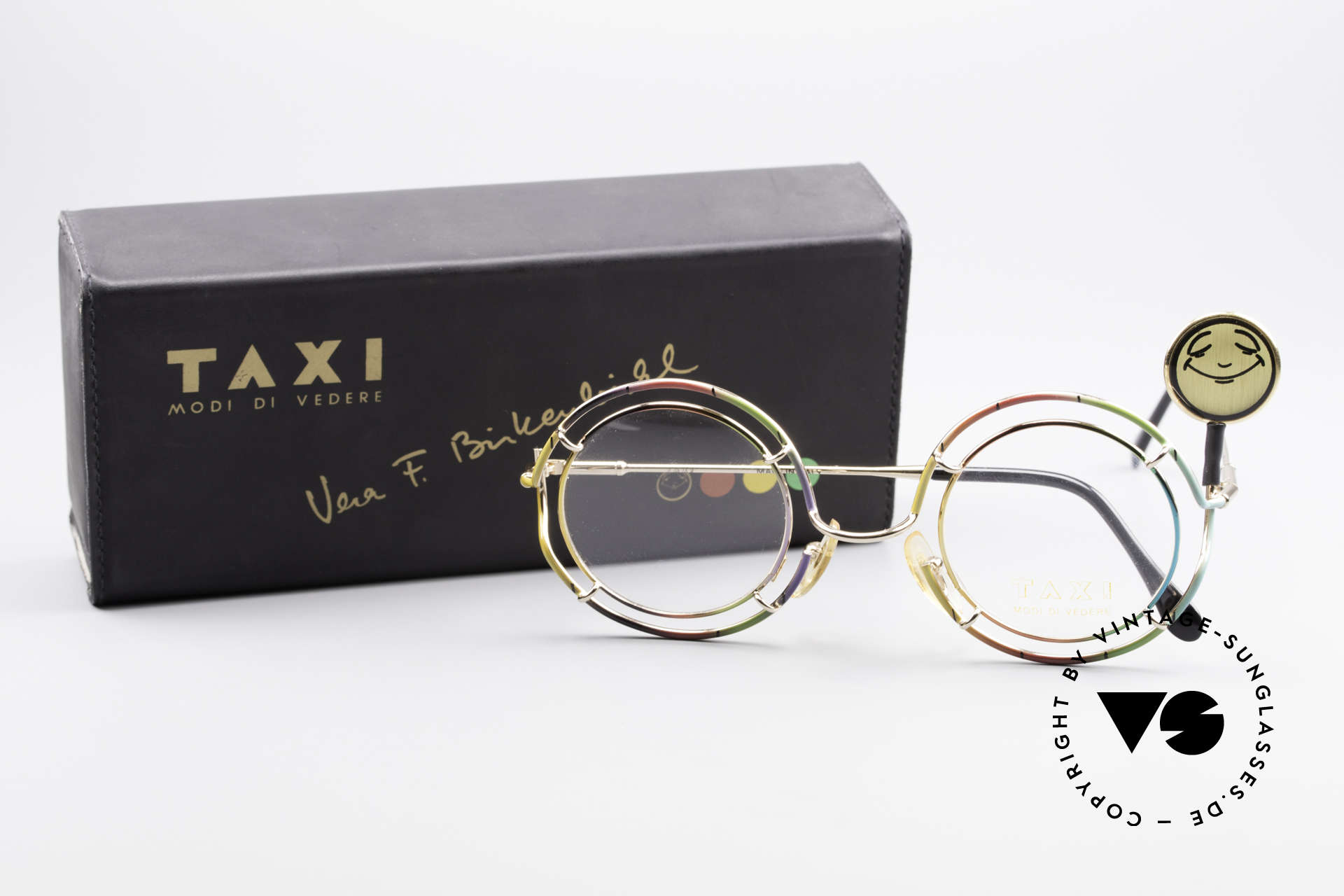 Taxi ST7 by Casanova Birkenbihl Communication Glasses, so, you can create a conversation base without words ;), Made for Men and Women