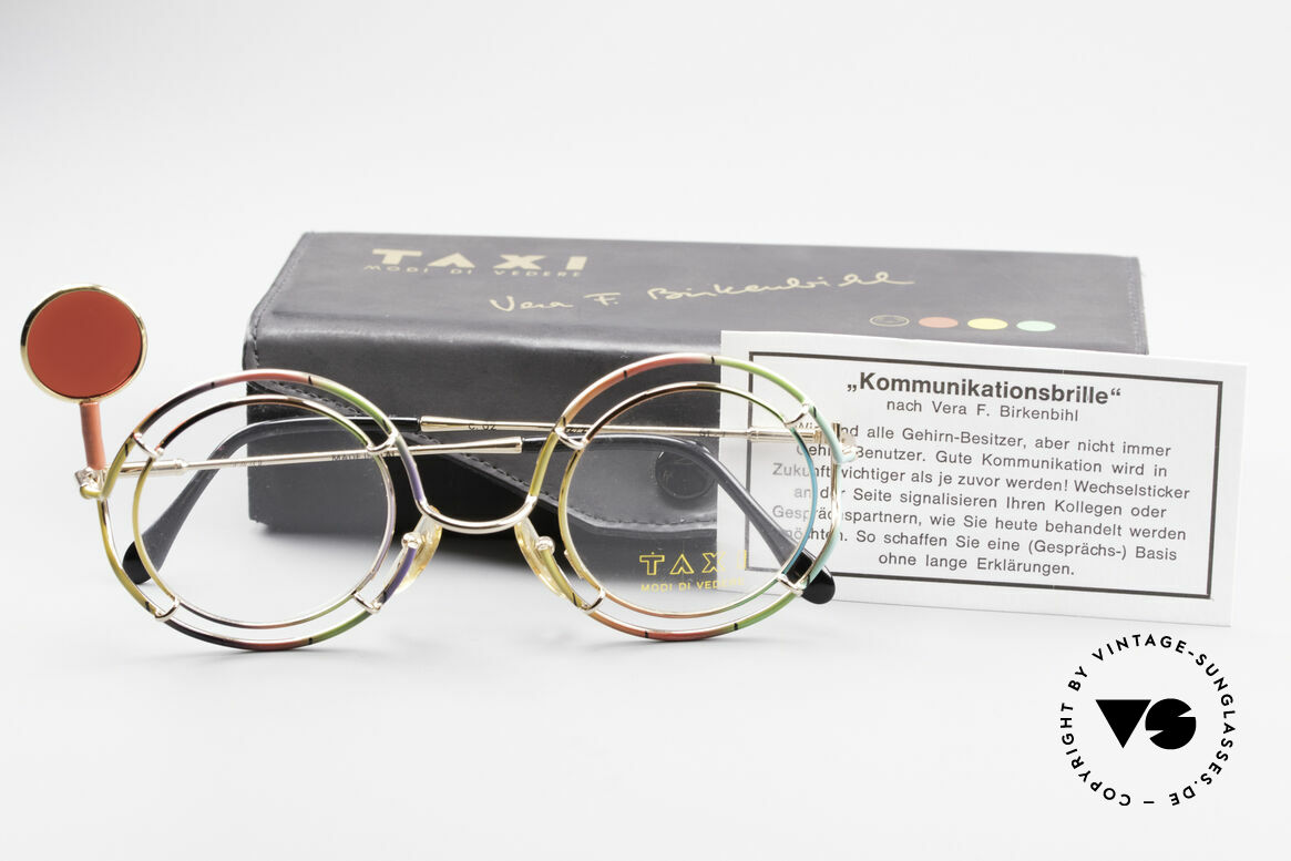 Taxi ST7 by Casanova Birkenbihl Communication Glasses