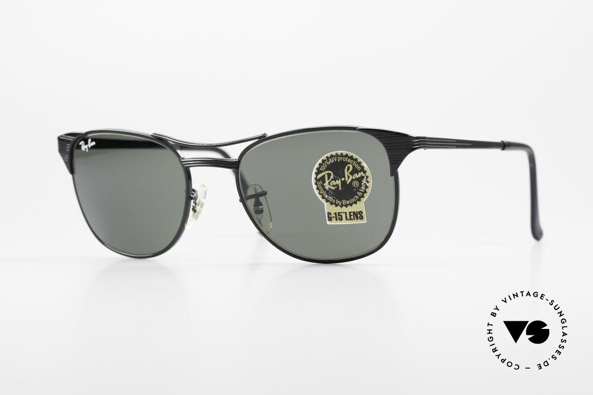Ray Ban Signet Old USA B&L Ray-Ban Shades, old designer sunglasses by Ray Ban (B&L, USA), Made for Men