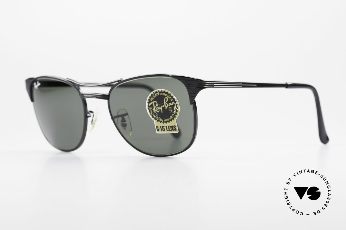 Ray Ban Signet Old USA B&L Ray-Ban Shades, Bausch & Lomb G-15 quality lenses (100% UV), Made for Men