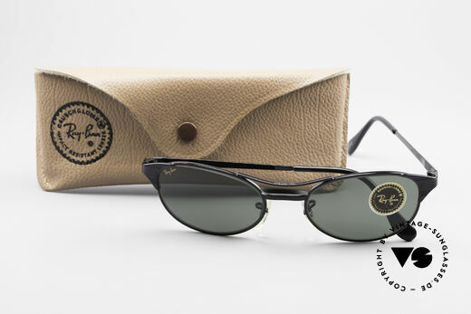 Ray Ban Signet Oval Old B&L USA 80's Sunglasses