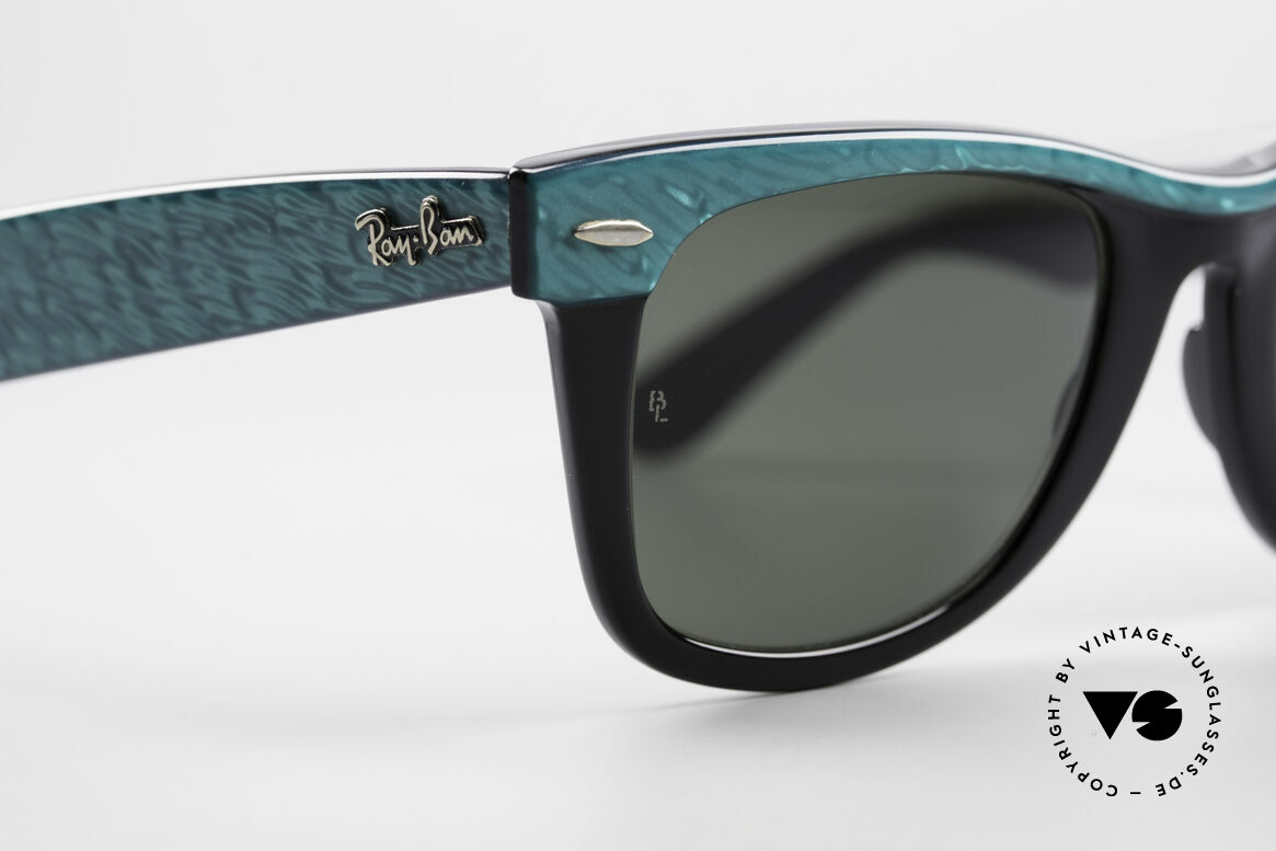 Ray Ban Wayfarer I Old 80's USA Sunglasses B&L, unworn rarity, NOS (meanwhile, a collector's item), Made for Men and Women