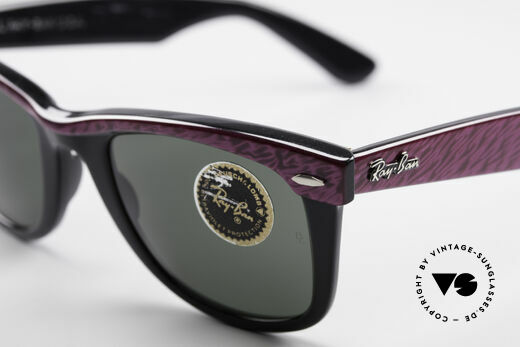 Ray Ban Wayfarer I Old 80's Sunglasses B&L USA