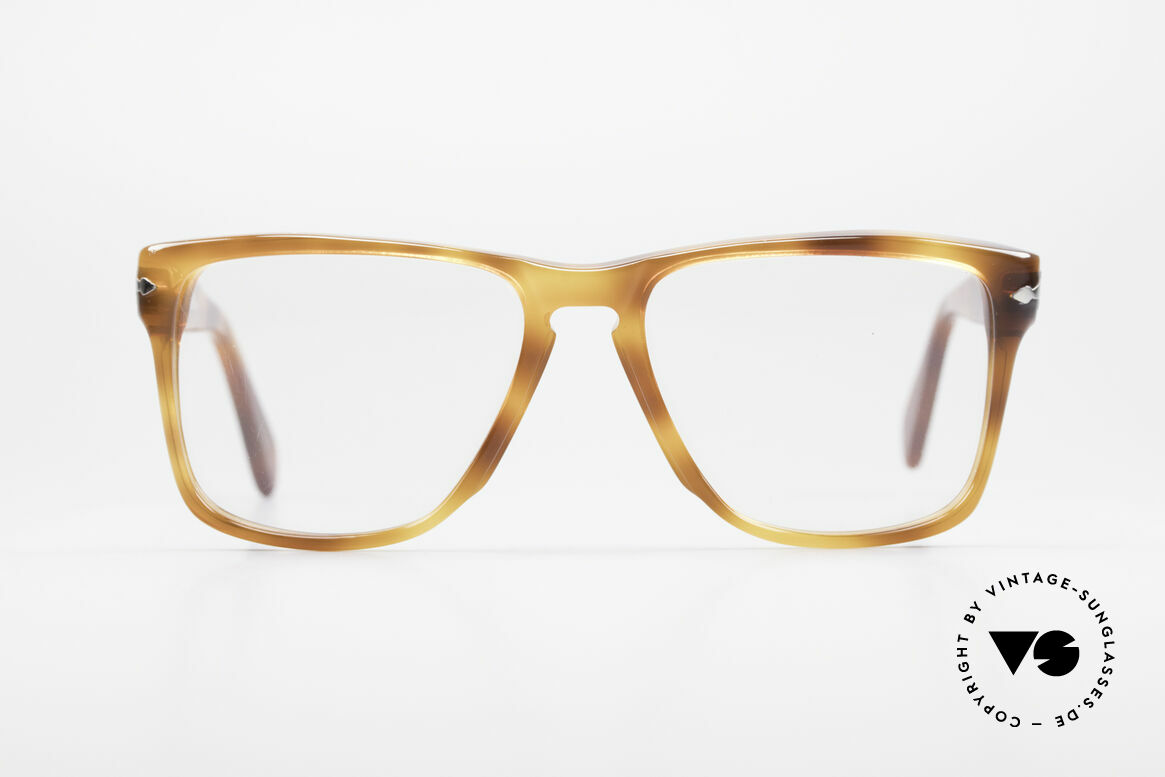 Persol 58172 Ratti No Retro 80's Eyeglasses, vintage Persol RATTI glasses from the early 1980's, Made for Men