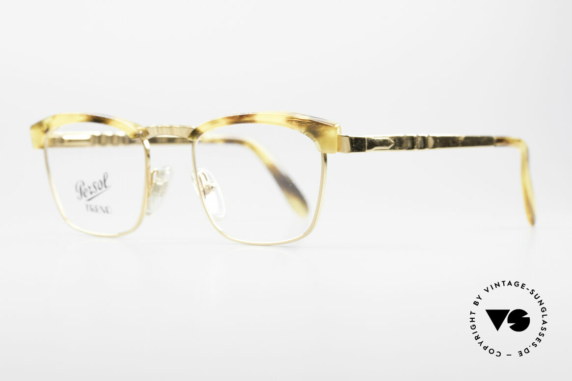 Persol Inge Ratti Gold Plated Vintage Glasses, timeless piece - just precious; truly VINTAGE!, Made for Men