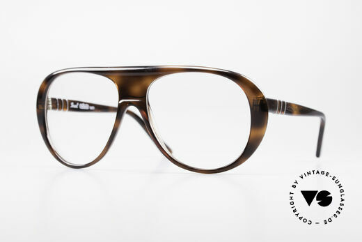 Persol 58234 Ratti Vintage Bruce Lee Eyeglasses Details