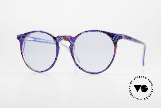 Alain Mikli 034 / 507 Unisex Panto Sunglasses Details