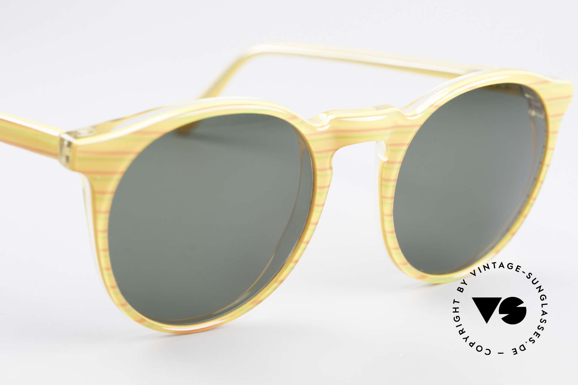 Alain Mikli 034 / 210 Designer Panto Sunglasses, never worn (like all our vintage Alain Mikli specs), Made for Men and Women