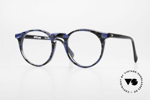 Alain Mikli 034 / 509 Panto Designer Eyeglasses Details