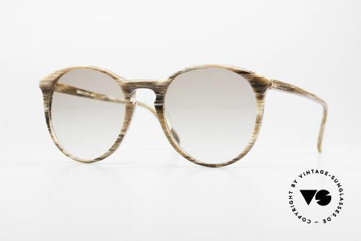 Alain Mikli 901   153 Horn Optic Panto Sunglasses Details 58e353b3ea66