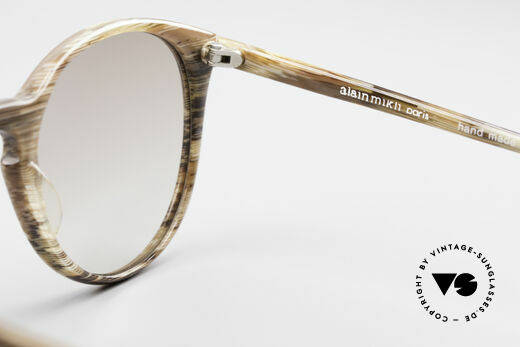 Alain Mikli 901 / 153 Horn Optic Panto Sunglasses, NO RETRO shades, but an old ORIGINAL from 1989, Made for Men and Women