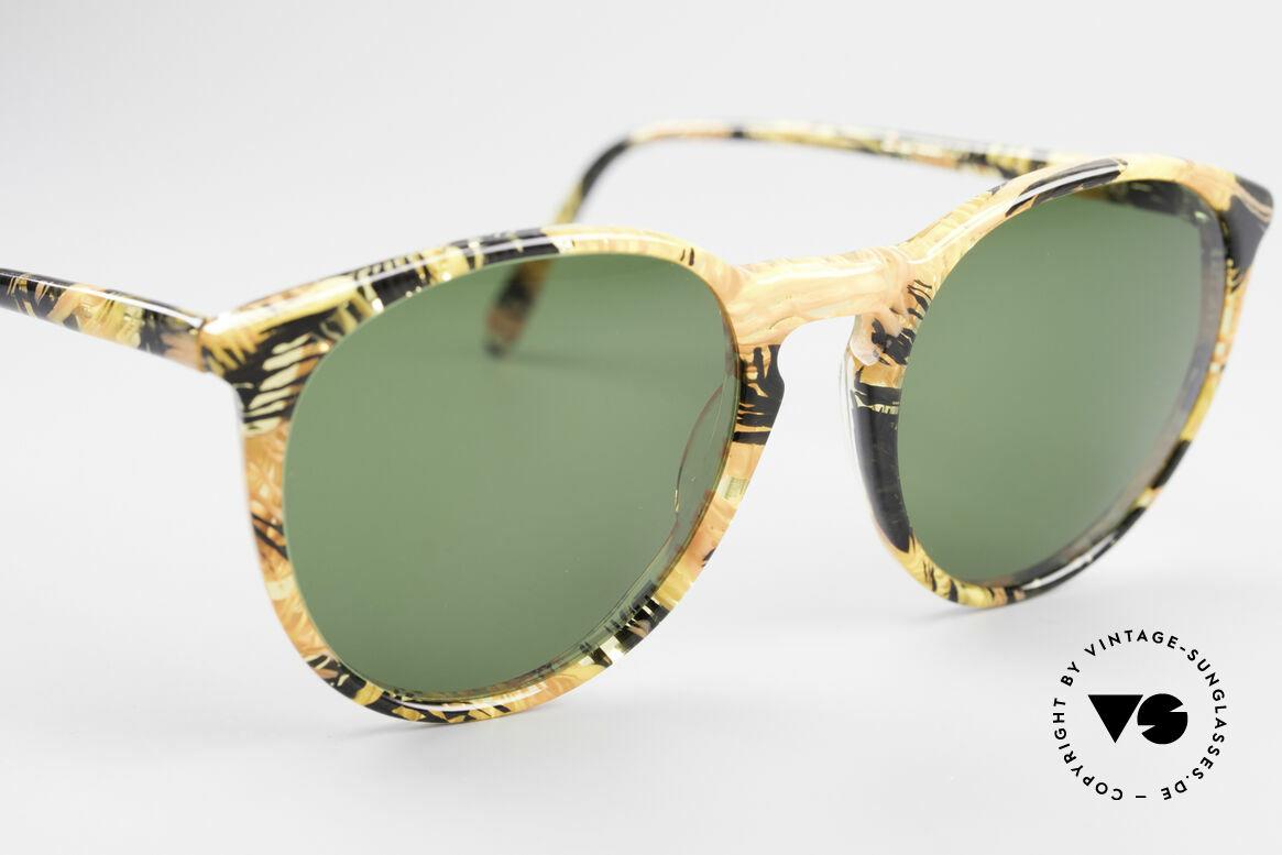 Alain Mikli 901 / 393 Amber Optic Panto Sunglasses