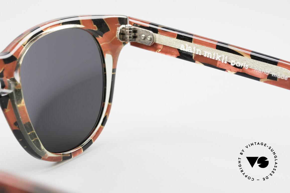 Alain Mikli 903 / 687 1980's Panto Sunglasses
