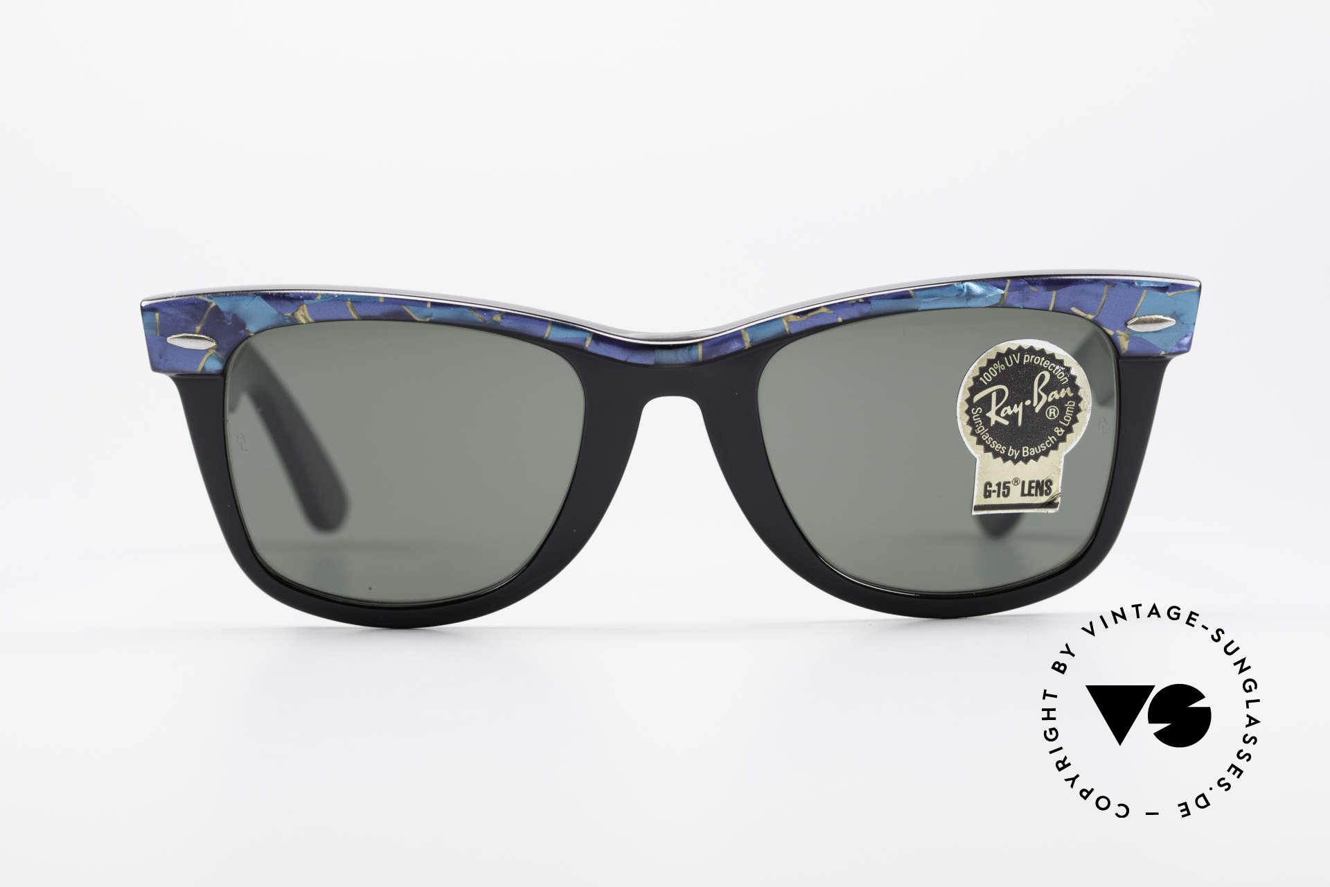 9edd0051d0 Sunglasses Ray Ban Wayfarer I Original Mosaic Wayfarer 80 s ...