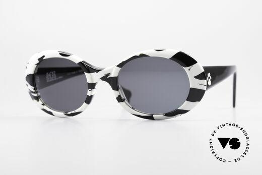 Alain Mikli D303 / 2109 101 Dalmatians Sunglasses Details
