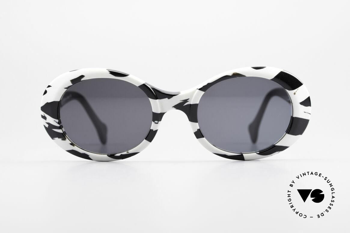 Alain Mikli D303 / 2109 101 Dalmatians Sunglasses, vintage Alain Mikli 101 Dalmatians designer sunglasses, Made for Women