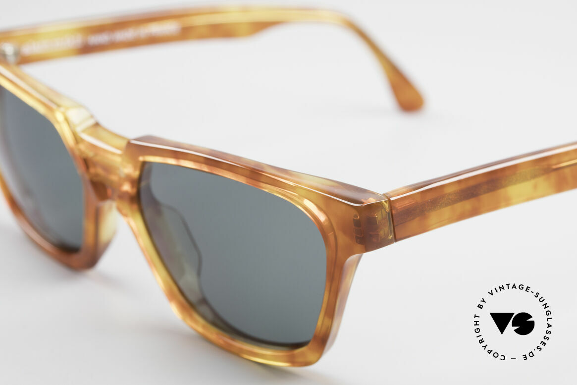 Alain Mikli 0145 / 033 Striking 1980's Sunglasses, unworn (like all our vintage Alain Mikli sunglasses), Made for Men and Women