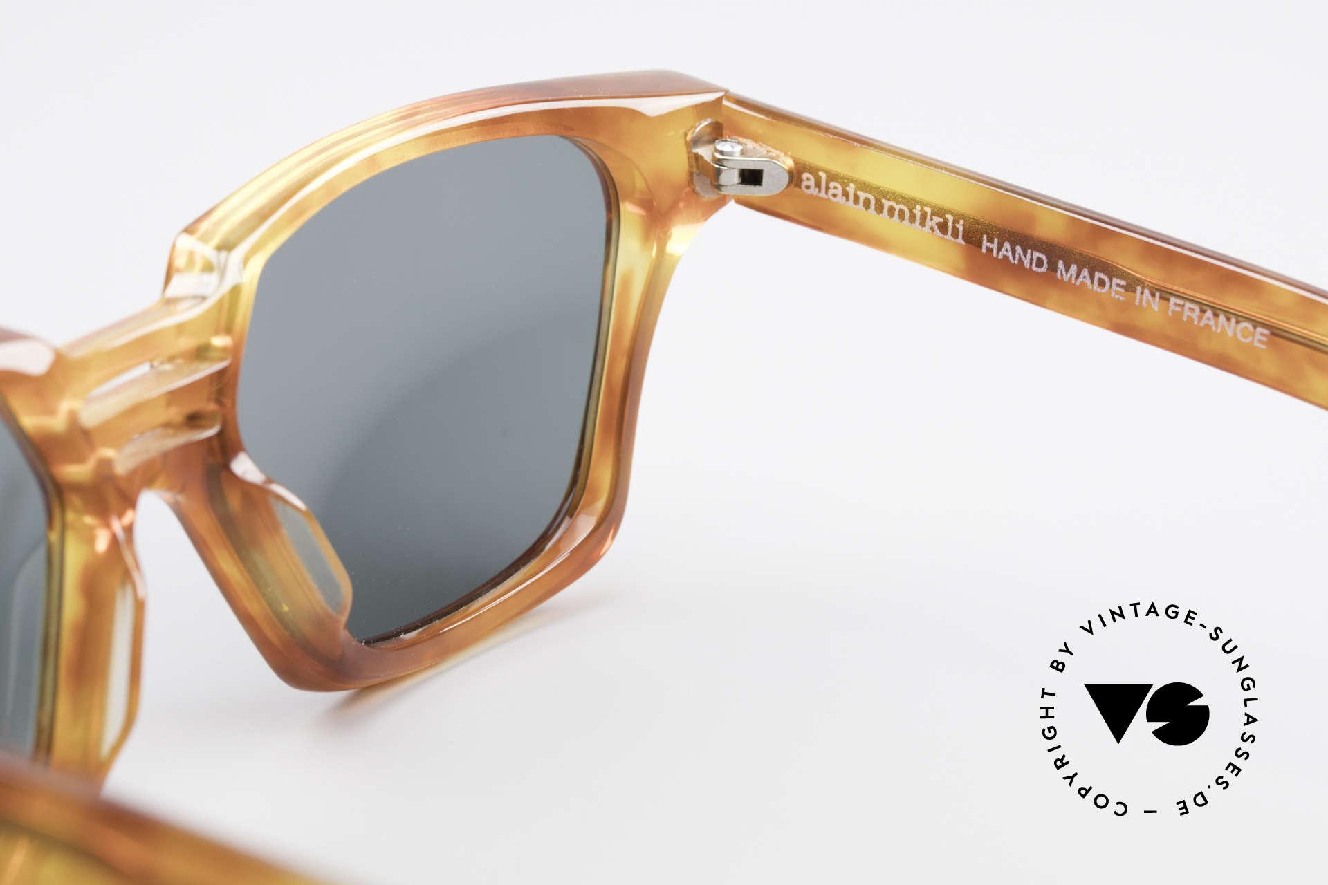 Alain Mikli 0145 / 033 Striking 1980's Sunglasses, Size: medium, Made for Men and Women