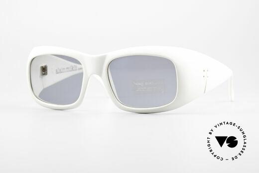 Alain Mikli 5105 / 102 Vintage 90's XL Sunglasses Details