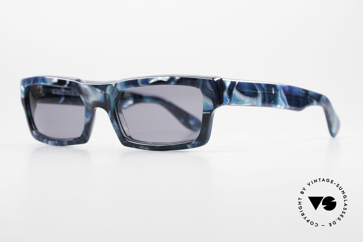 Alain Mikli 709 / 492 Extraordinary 80s Sunglasses