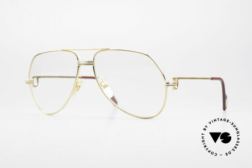 Cartier Vendome LC - M Changeable Cartier Lenses Details