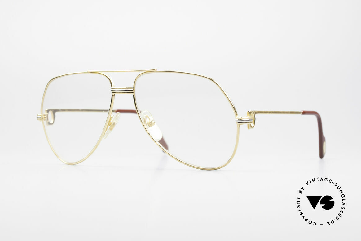 Cartier Vendome LC - M Changeable Cartier Lenses