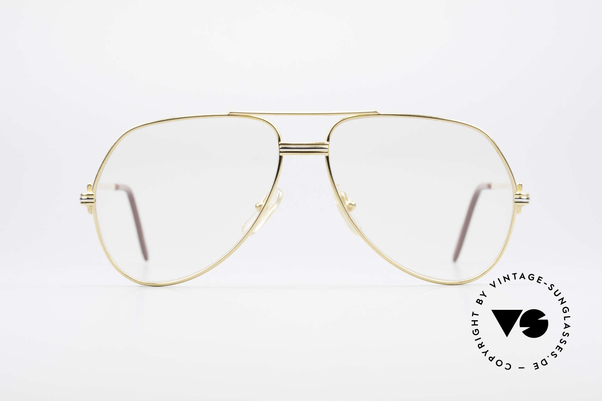 """Cartier Vendome LC - M Changeable Cartier Lenses, mod. """"Vendome"""" was launched in 1983 & made till 1997, Made for Men and Women"""