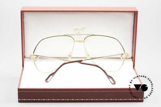 Cartier Vendome LC - M Changeable Cartier Lenses, 2nd hand, but in a mint condition with full orig. packing, Made for Men and Women