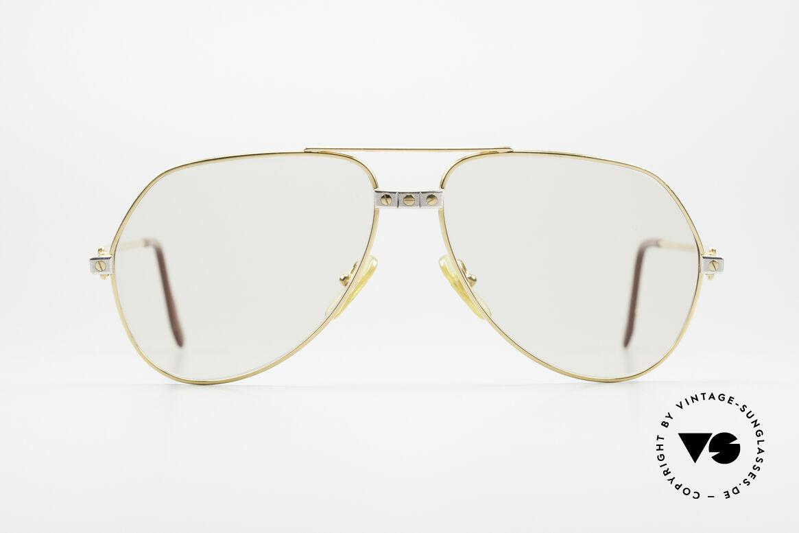 Cartier Vendome Santos - M Changeable Photochromic Lens