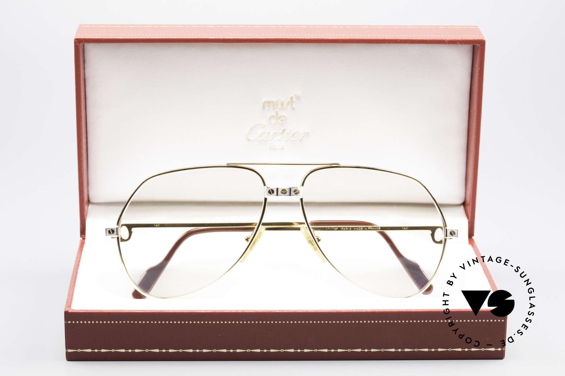 1bb3573e8c3 Sunglasses Cartier Vendome Santos - M Changeable Photochromic Lens ...