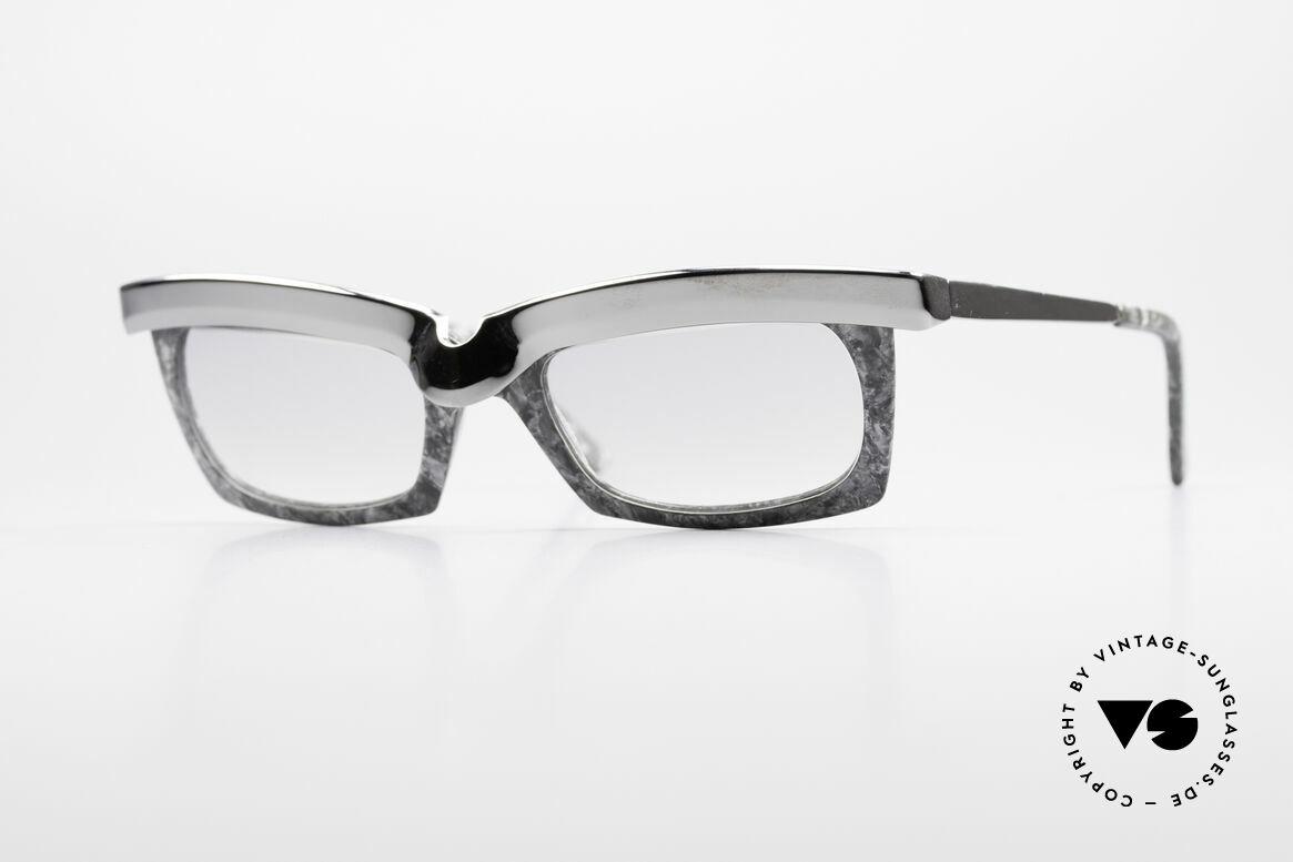 Alain Mikli 611 / 021 Spectacular 80's Sunglasses, vintage ALAIN MIKLI designer sunglasses from 1986, Made for Men and Women