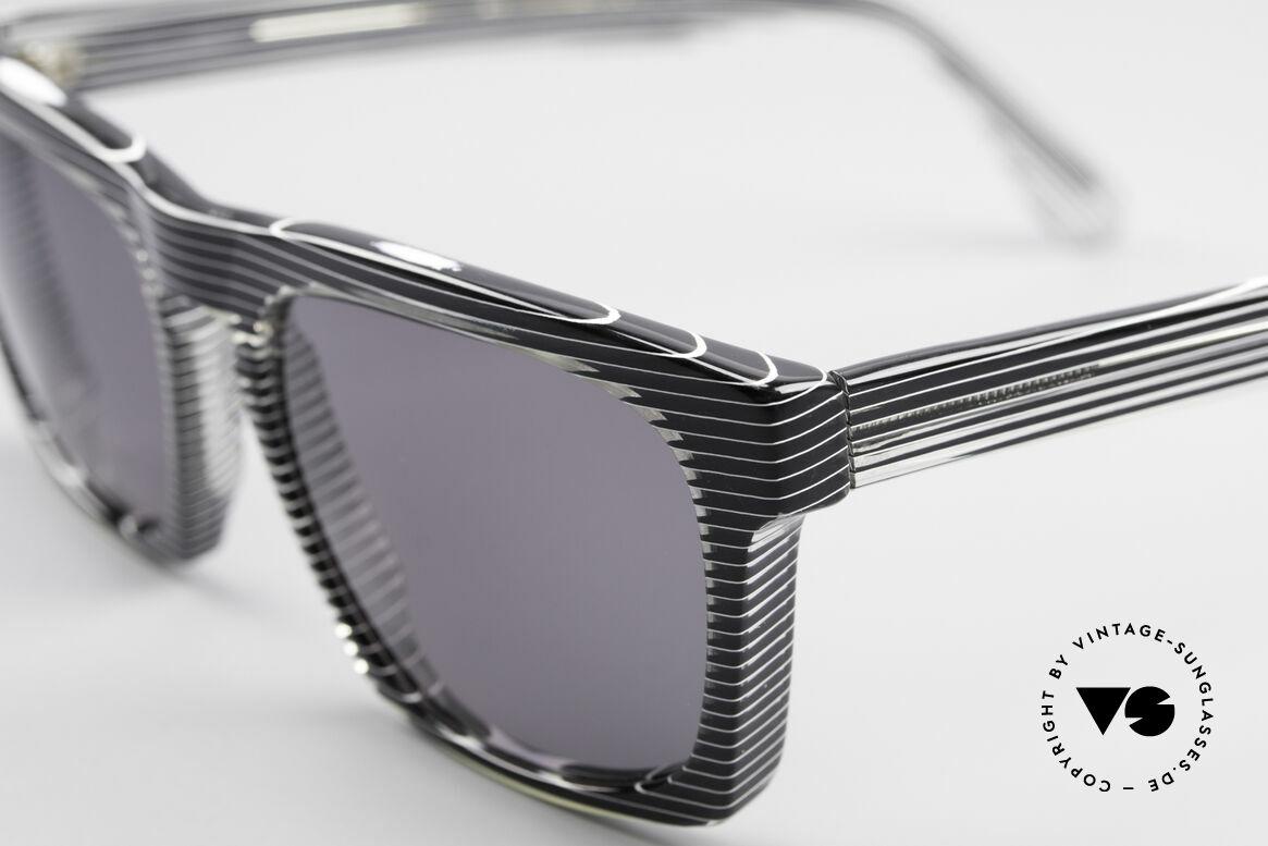 Alain Mikli 707 / 986 Unique Designer Sunglasses, unworn (like all our vintage Alain MIKLI Paris frames), Made for Men and Women