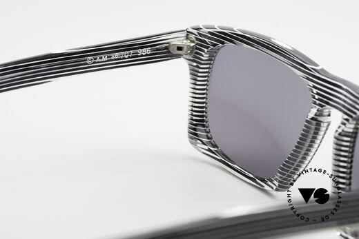 Alain Mikli 707 / 986 Unique Designer Sunglasses